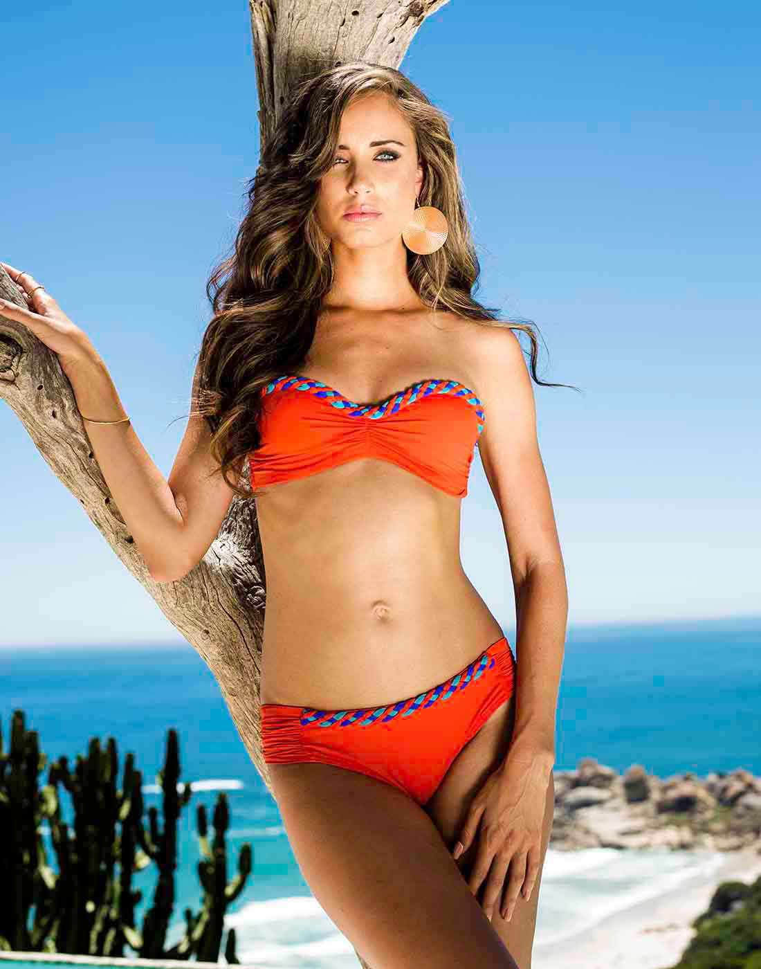 Coral Reef Bikini Brief