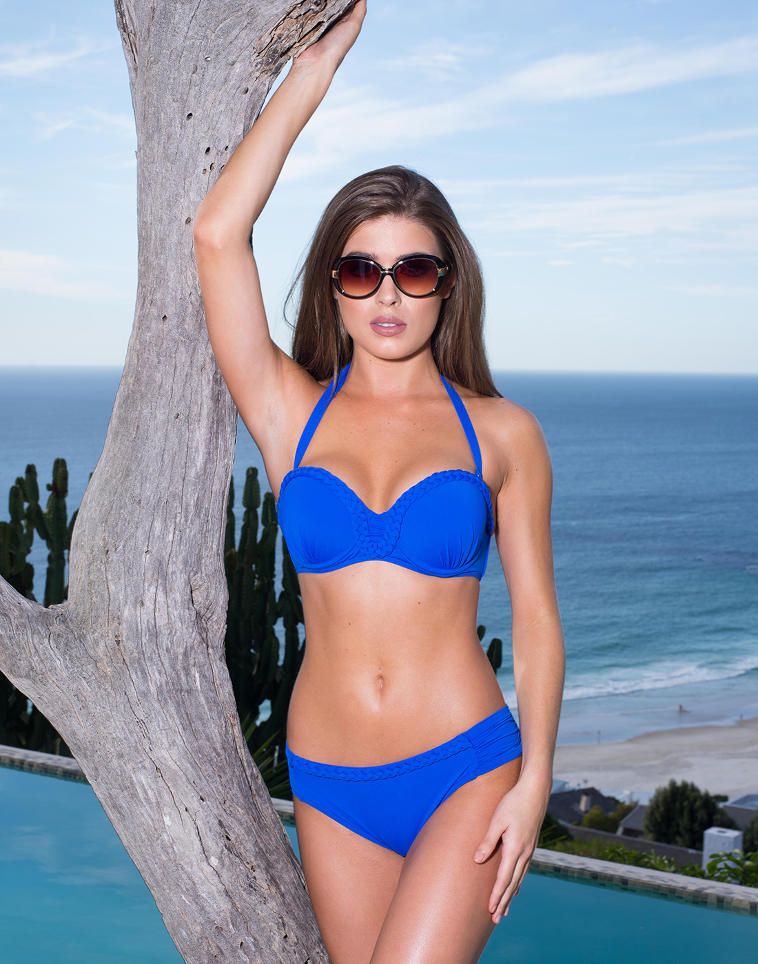 Azurite Bikini Brief