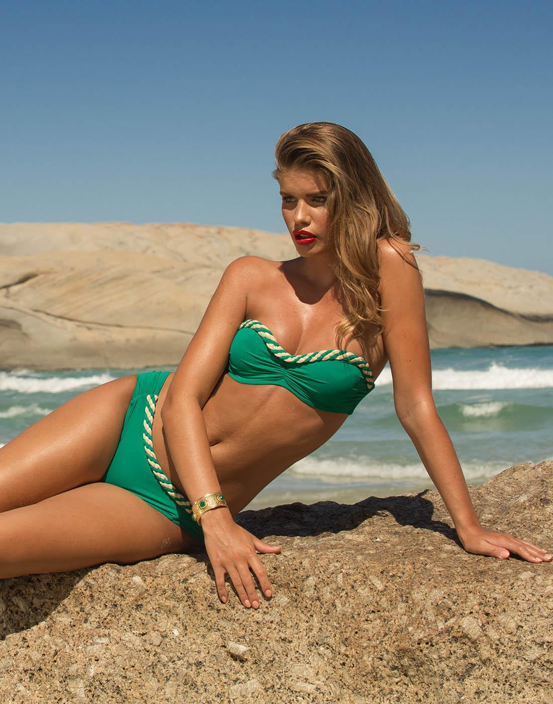 Emerald Bandeau