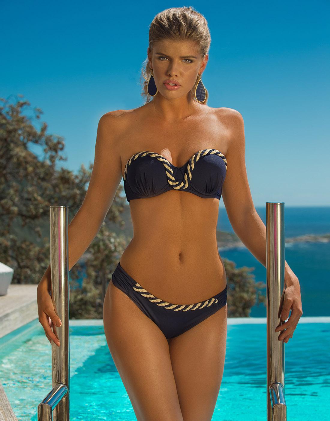 Sapphire Bikini Brief